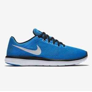 Nike Flex 2016 RN Blue Running shoe
